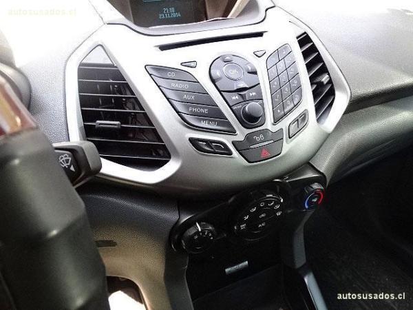 Ford Ecosport 1.6 año 2016