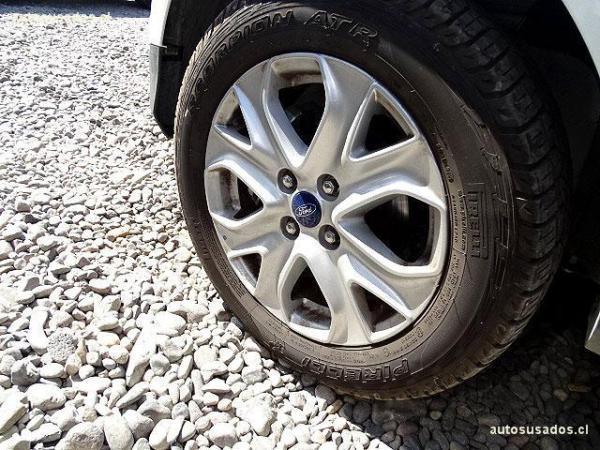 Ford Ecosport TITANIUM 1.6 MT año 2016