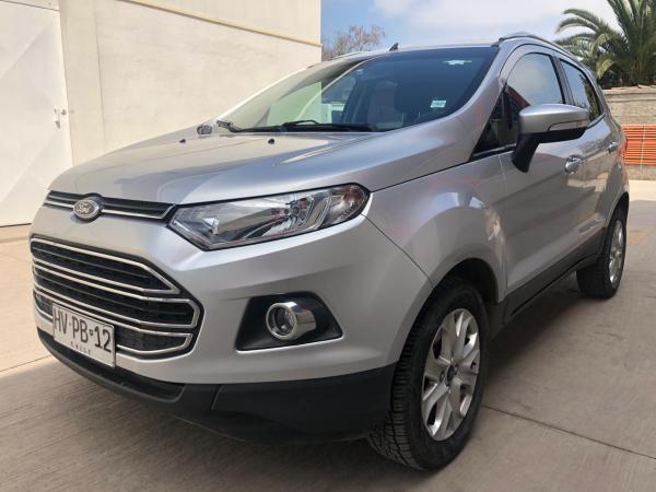 Ford Ecosport 1.6 TITANIUM año 2016