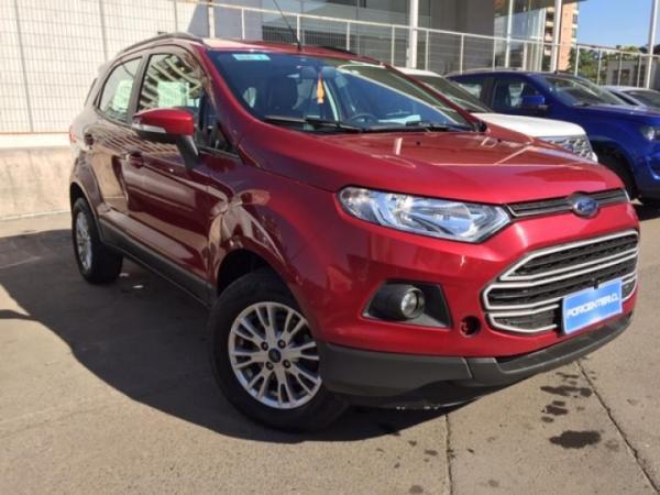Ford Ecosport SE MT 1.5 año 2017