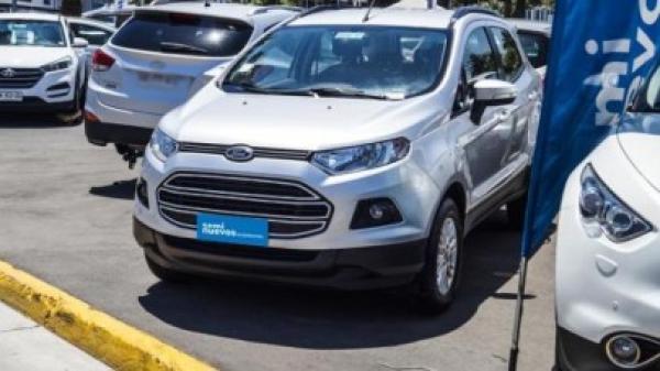 Ford Ecosport 1.6 SE año 2017