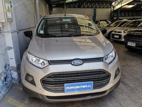 Ford Ecosport S 1.6L año 2017