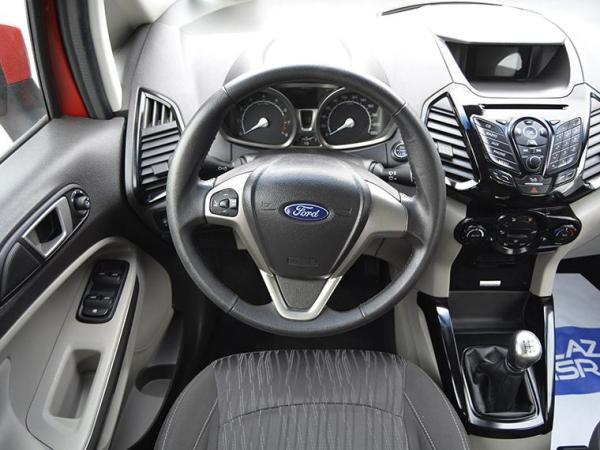 Ford Ecosport ECOSPORT TITANIUM 1.6 año 2017