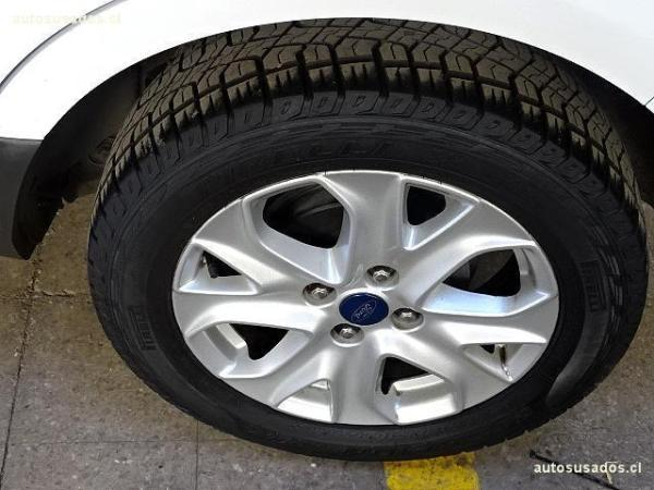 Ford Ecosport SE año 2017