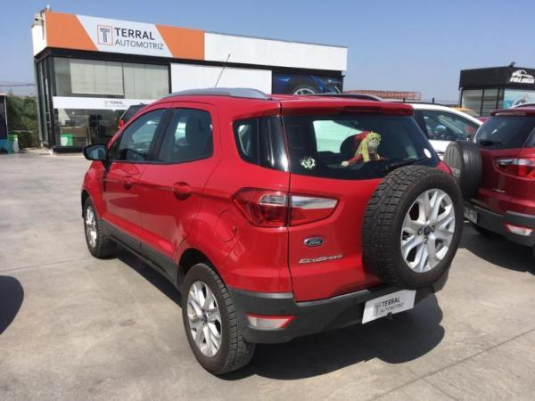 Ford Ecosport Titanium 1.6L año 2017