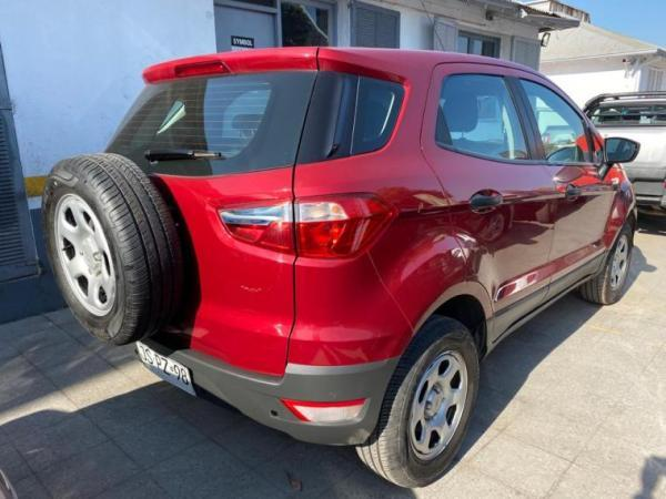 Ford Ecosport S año 2017