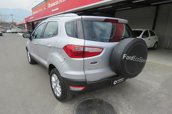 Ford Ecosport TITANIUM año 2017