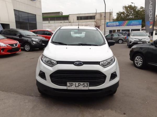 Ford Ecosport 1.6 año 2017