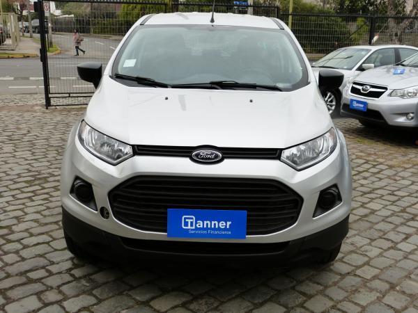 Ford Ecosport 1.6 MT año 2017