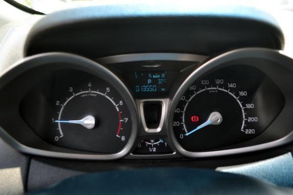 Ford Ecosport 2.0 año 2017