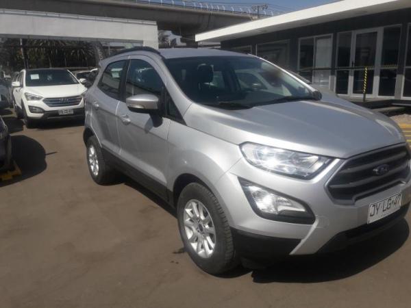 Ford Ecosport SE 4X2 año 2018
