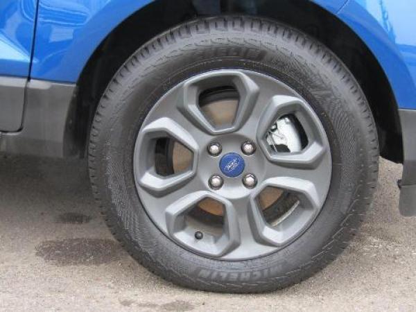 Ford Ecosport  año 2018