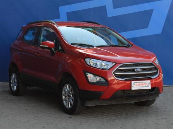Ford Ecosport ECOSPORAUT 1.5 4X2 SE 1. año 2018