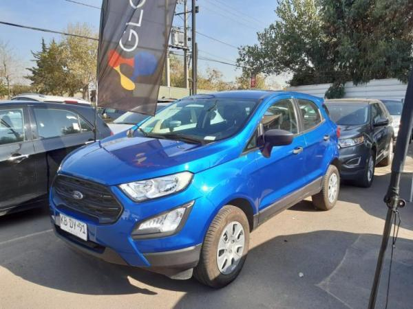 Ford Ecosport S año 2018
