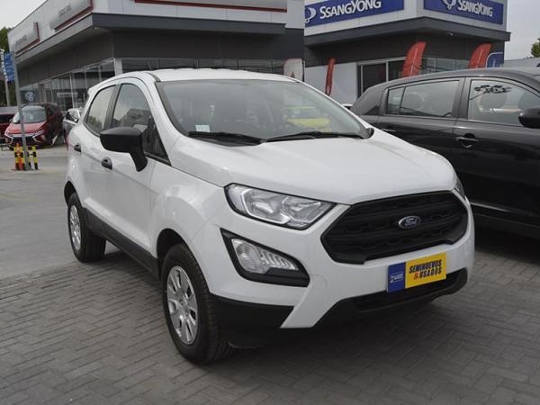 Ford Ecosport ECOSPORT S 1.5 año 2018