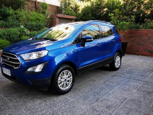 Ford Ecosport ECOSPORT 1.5 año 2019