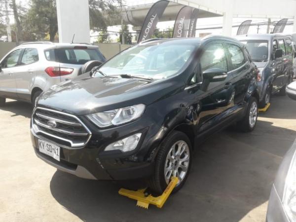 Ford Ecosport TITANIUM año 2019