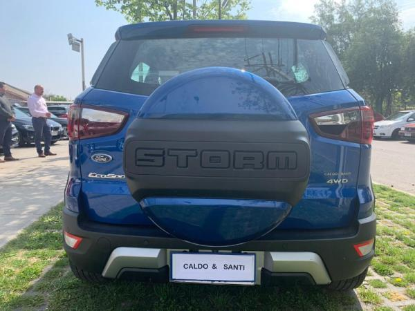 Ford Ecosport STORM 2.0 AT 4WD año 2020