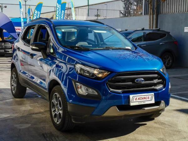 Ford Ecosport S 1.5MEC 1.5 4X2 FREESTYL año 2021