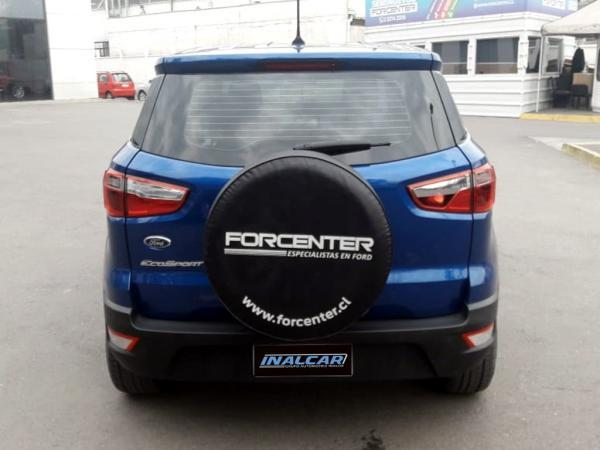Ford Ecosport S año 2021
