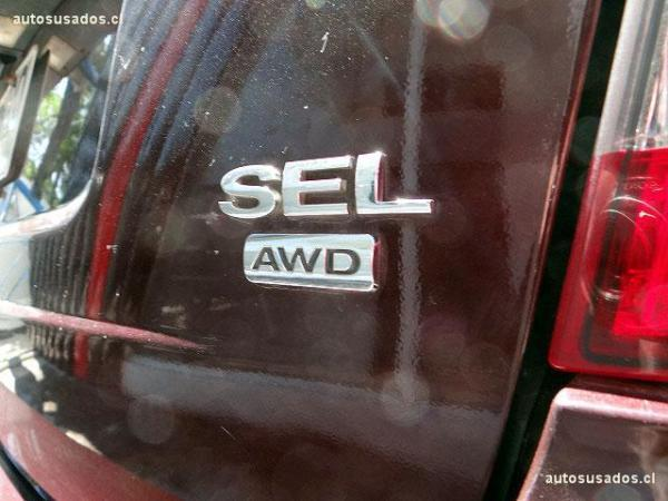 Ford Edge SEL AWD año 2011
