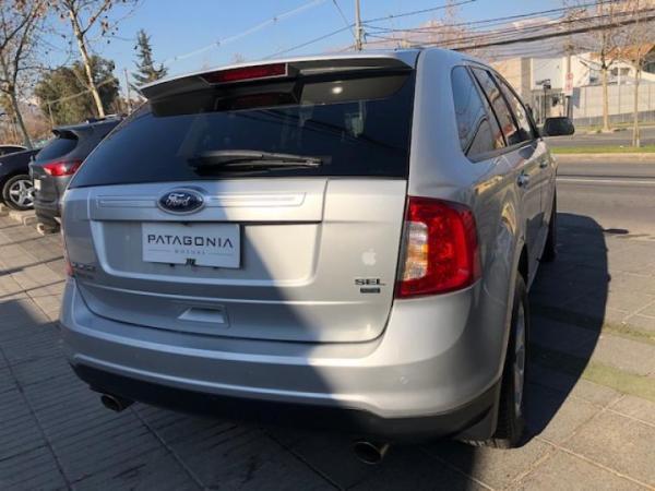 Ford Edge SEL 4X4 3.5 AT DUENO año 2012