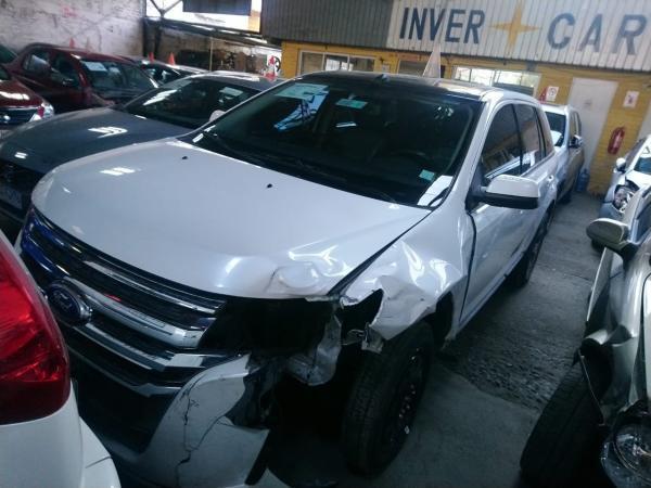 Ford Edge CHOCADA año 2013