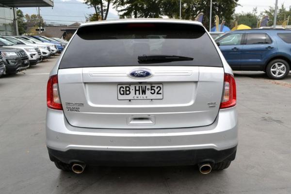 Ford Edge Edge Sel 4wd 3.5 año 2014