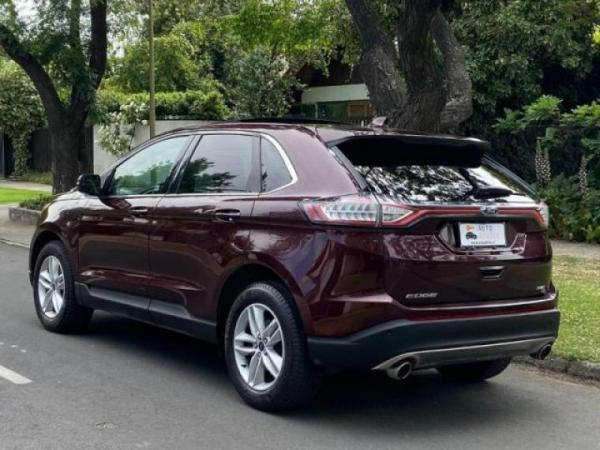 Ford Edge SEL 4WD 3.5 año 2017