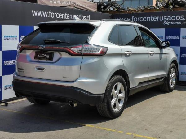 Ford Edge 2.0 ECOBOOST año 2017