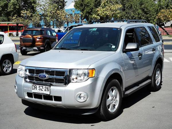 Ford Escape XLT 4X2 año 2012