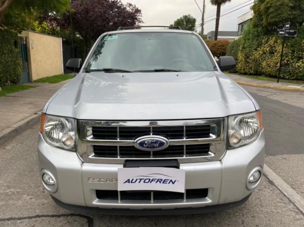 Ford Escape  año 2012