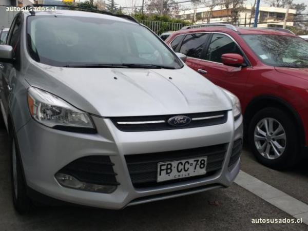 Ford Escape 2.0 ECOBOOST AT 4X4 año 2013