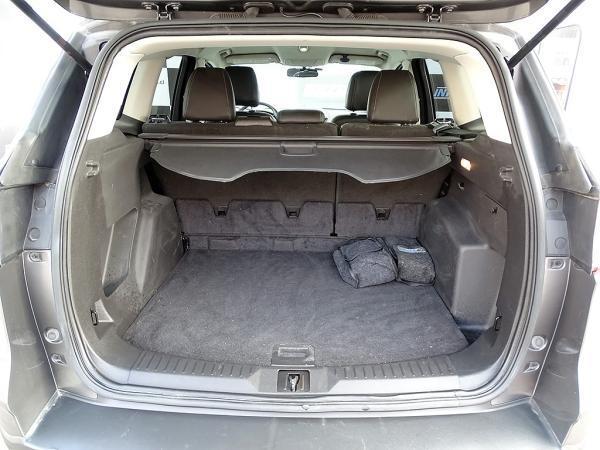 Ford Escape 4X4 AT año 2014