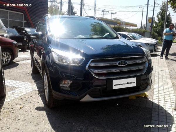 Ford Escape S2.0 4X2 MT año 2017