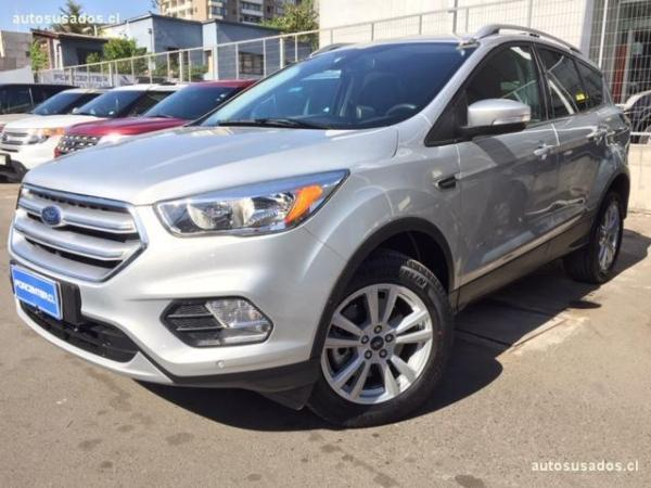 Ford Escape 2.0 ECOBOOST AWD año 2018