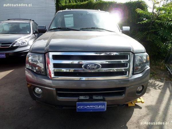 Ford Expedition LTD 4WD 5.4 año 2014