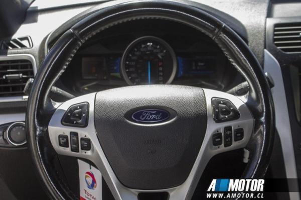 Ford Explorer Explorer Xlt 3.5 año 2011