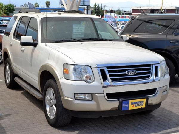 Ford Explorer NEW EXPLORER EDDIE BAUER año 2011