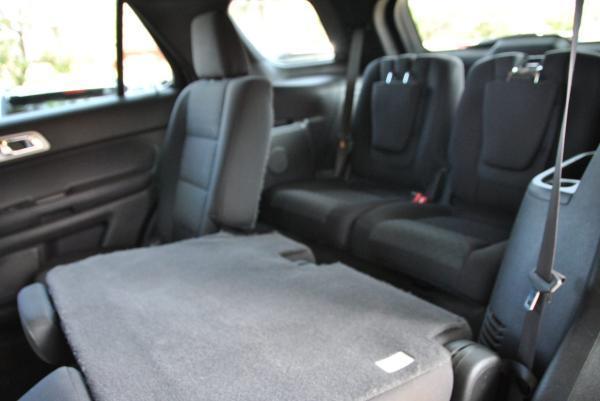 Ford Explorer XLT 4X4 3.5 año 2011