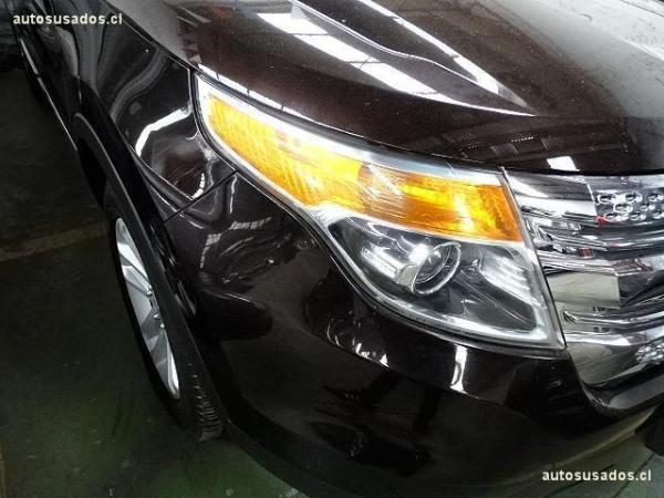 Ford Explorer XLT año 2012