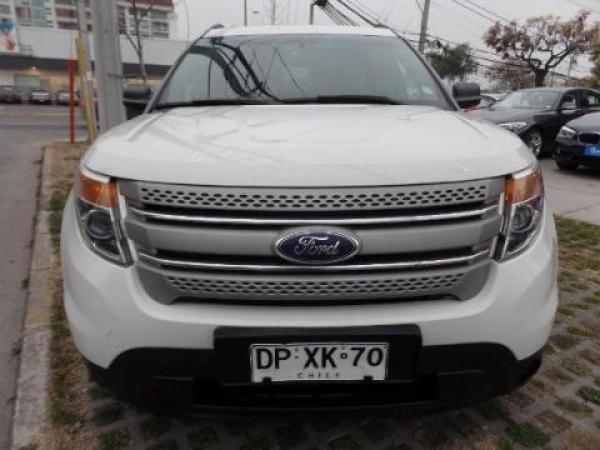 Ford Explorer  año 2012