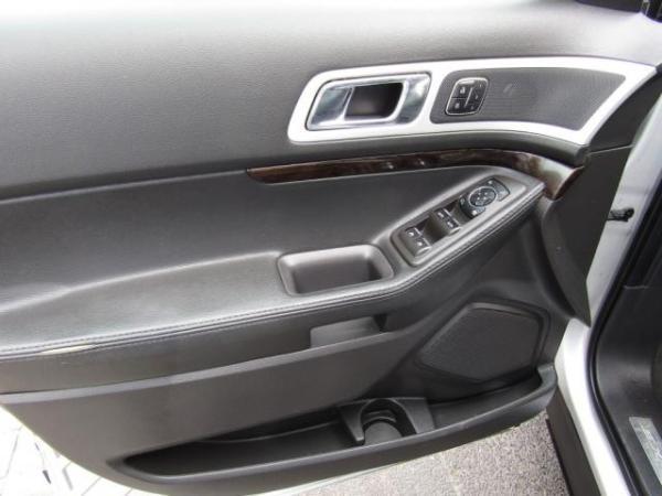 Ford Explorer LTD 4x4 3.5 año 2012