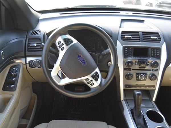 Ford Explorer Explorer 2.0 año 2012