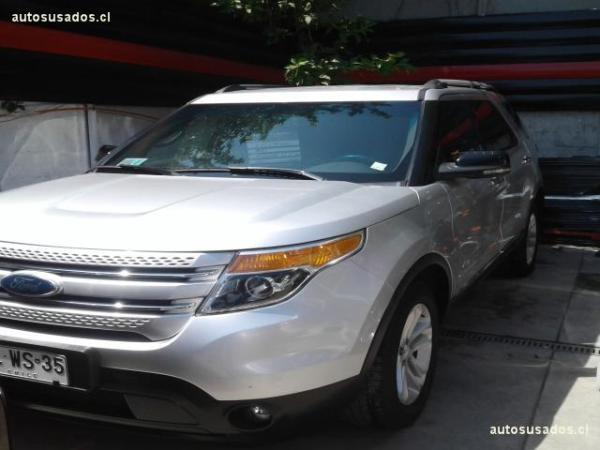 Ford Explorer XLT 3.5 AT 4X4 año 2012