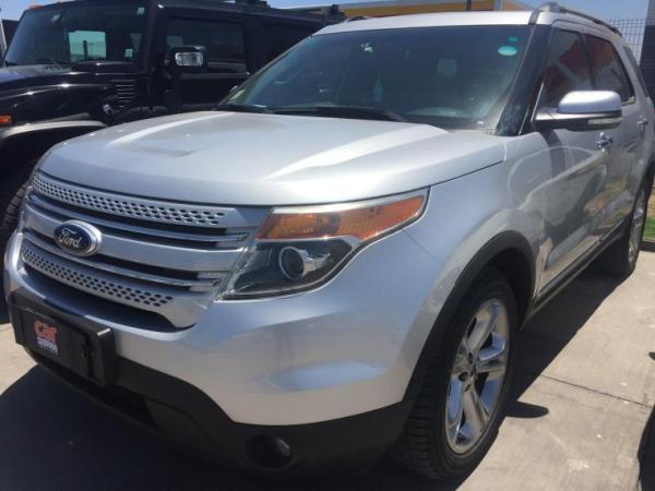 Ford Explorer LIMITED año 2012