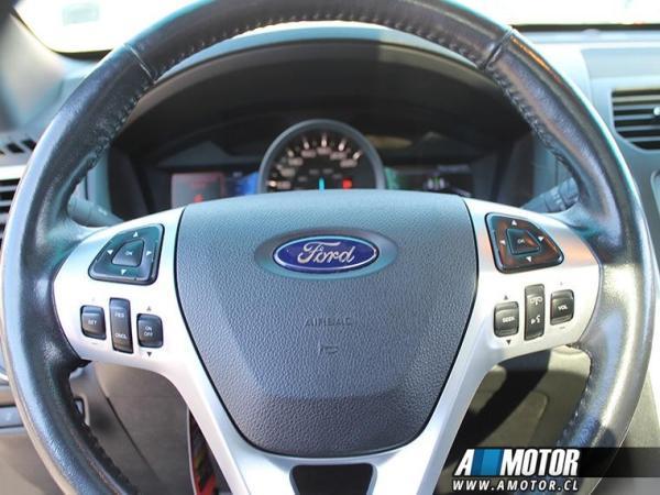 Ford Explorer Explorer Limited 4x4 3.5 año 2013