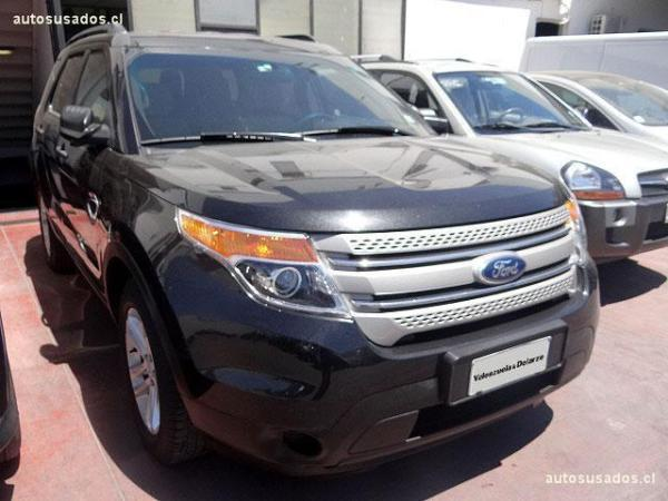 Ford Explorer ecoboost 2.0 4x2 año 2013
