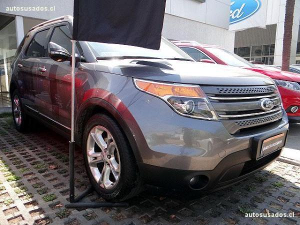 Ford Explorer LMITED año 2013