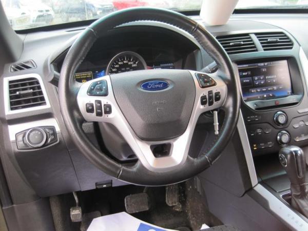 Ford Explorer EXPLORER 3.5 año 2013